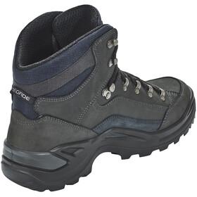 Lowa Renegade GTX Miehet kengät , harmaa/sininen